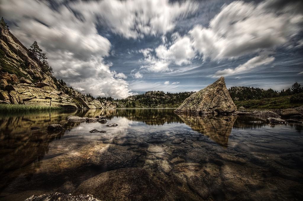 Bailleul lake