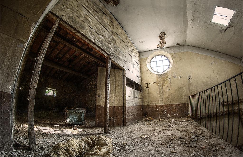 Urbex, France, Abandon