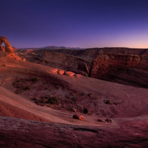 Delicate Arch, USA, Utah, André Alessio, Graphylight, Arche