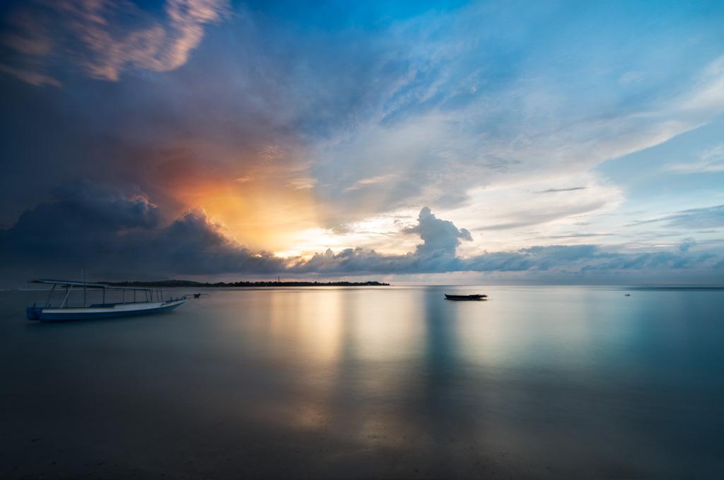 Guili Meno sunset