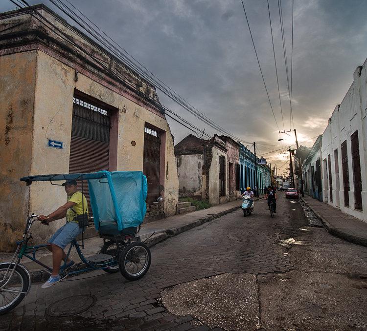Cigar smoker, Havana, Viva Cuba Libre, André Alessio, Graphylight,