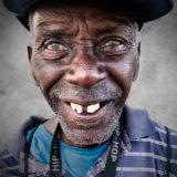 Remedios smiling portrait