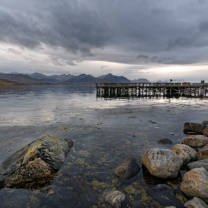 Norwegian, Pontoon, André Alessio, Graphylight, Clouds, waterscape