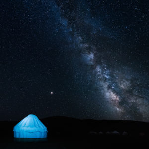 André Alessio, Graphylight, Photographe Montpellier, Kirghizistan, Voie lactée, Yourte, Yurt, Son Kul, Milky Way, Lake, Lac, Kyrgyzstan,