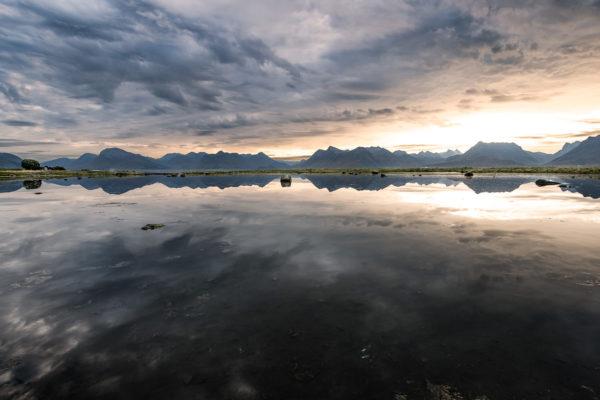 Sunrise, Nordland, Norway, André Alessio, Graphylight, Bøstranda